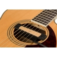 Cypress Single-Coil Acoustic Soundhole Pickup -