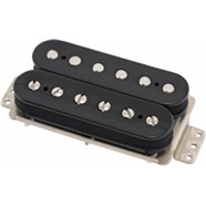 Double Tap™ Humbucking Pickup, Black - Black