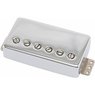 Double Tap™ Humbucking Pickup, Black - Chrome
