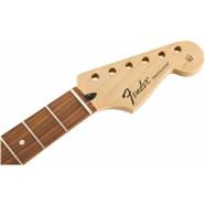 Standard Series Stratocaster® Neck, 21 Medium Jumbo Frets, Pau Ferro -