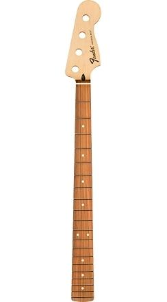 Standard Series Precision Bass® Neck, 20 Medium Jumbo Frets, Pau Ferro -