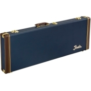 Classic Series Wood Case Strat/Tele, Navy Blue -