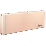 Classic Series Wood Case - Strat®/Tele®, Shell Pink -
