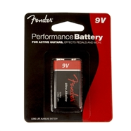 Fender Performance 9V Batteries - Single -