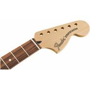 "Deluxe Series Stratocaster® Neck, 12"" Radius, 22 Jumbo Frets, Pau Ferro Fingerboard -"