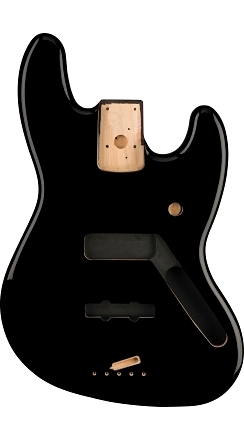 Standard Series Jazz Bass® Alder Body - Black -