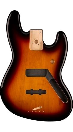 Standard Series Jazz Bass® Alder Body - Brown Sunburst -