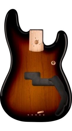 Standard Series Precision Bass® Alder Body - Brown Sunburst -