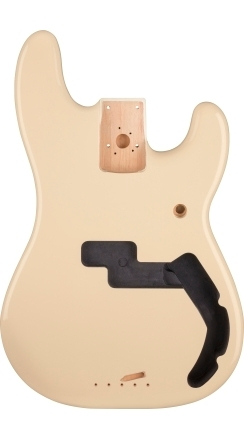 Standard Series Precision Bass® Alder Body - Arctic White -