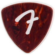 F Grip 346 Picks - Tortoise Shell