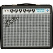 '68 Custom Vibro Champ® Reverb - Black