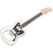 Fender™ Jazzmaster™ White Bottle Opener -