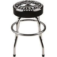 Fender Worldwide Barstool, Black, 24 In -