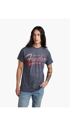Fender® Since 1954 Strat® T-Shirt - Blue Smoke