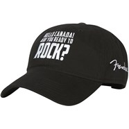 Fender® Canada Are You Ready To Rock Hat -