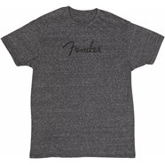Fender® Spaghetti Logo T-Shirt - Dark Grey