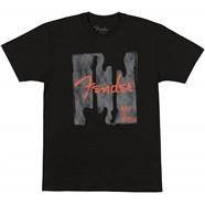 Fender® Built To Inspire Men's T-Shirt - Black