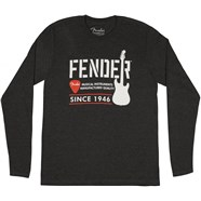 Fender® Industrial T-Shirt - Gray