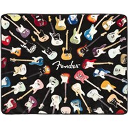 Fender™ Throw Blanket 50 x 60 -