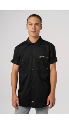 60th Anniversary Jazzmaster® Workshirt - Black