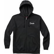 Fender® Spaghetti Logo Hoodie - Black