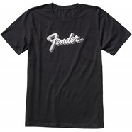 Fender® 3D Logo T-Shirt - Black