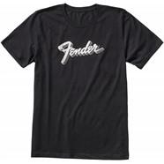 Fender® 3D Logo T-Shirt - Black