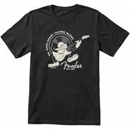 Recording Machine T-Shirt - Black