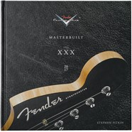 Fender® Custom Shop 30th Anniversary Book -