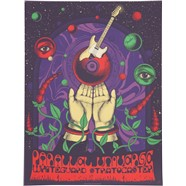 Limited Edition Parallel Universe Whiteguard Stratocaster® Poster by Justin Helton -