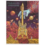Limited Edition Parallel Universe '51 Telecaster PJ Bass Poster™ Poster by Emek  -