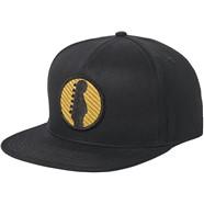 Fender® Headstock Twill Snapback Hat -