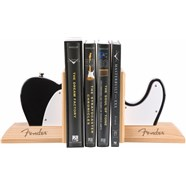 Fender™ Tele™ Body Bookends - Black