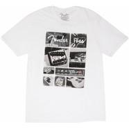 Fender® Vintage Parts T-Shirt - White