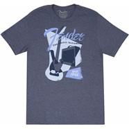 Fender® Vintage Geo 1946 T-Shirt - Blue