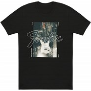 Fender® Stratocaster Men's T-Shirt - Black