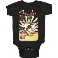 Fender® Amp Bodysuit - Black