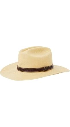 Fender® Brixton™ Paycheck Cowboy Hat - Tan