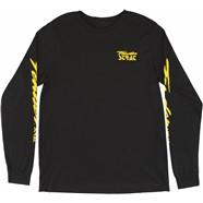 Fender® Strat® 90's Long Sleeve T-Shirt - Black