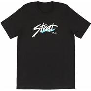 Fender® Strat® 90's Shirt Sleeve T-Shirt - Black