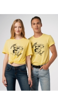 Fender® Cyclone T-Shirt - Yellow