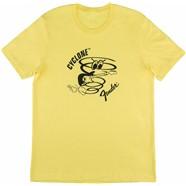 Fender® Cyclone T-Shirt - Yellow