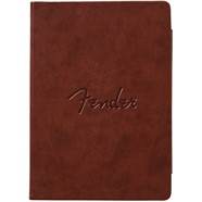 Fender Leather Notebook -