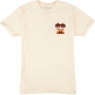 Fender® Twin Palms T-Shirt - Tan