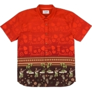 The Hawaiian Button Up Shirt - Multi