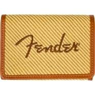 Fender Tweed Velcro Wallet -