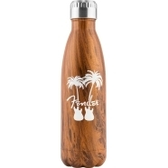 Fender® Twin Palms 17oz Water Bottle -
