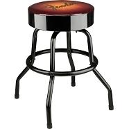 Fender™ 3-Color Sunburst Barstools - 3-Color Sunburst