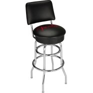 Fender® Vegan Leather Barstool -