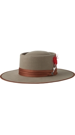 Fender® Brixton™ Flood Fedora - Natural